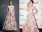 Fan Bingbing In Valentino - The Hollywood Reporter and Jimmy Choo Honor Fan Bingbing