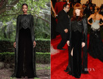 Florence Welch In Givenchy - 2013 Met Gala