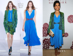Freida Pinto In Maiyet - Maiyet Varanasi Silk Capsule Collection Private Dinner Party