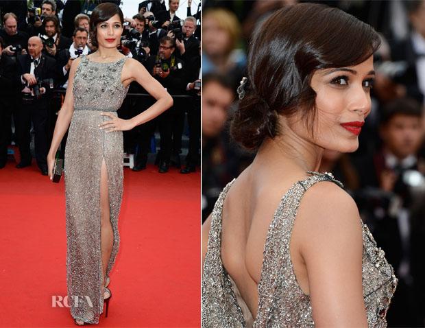 Freida Pinto - 'Jeune & Jolie' Cannes Film Festival Premiere