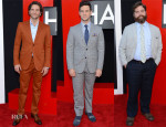 'The Hangover Part III' LA Premiere Menswear Round Up