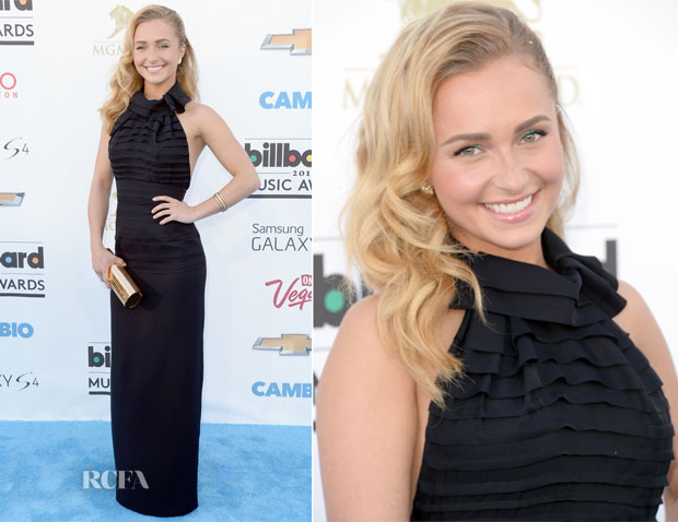 Hayden Panettiere In Halston Heritage - 2013 Billboard Music Awards