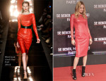 Heather Graham In Monique Lhuillier - 'The Hangover Part III' Rio de Janeiro Premiere