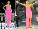 Heidi Klum In Atelier Versace - 'Germany's Next Top Model' Finals