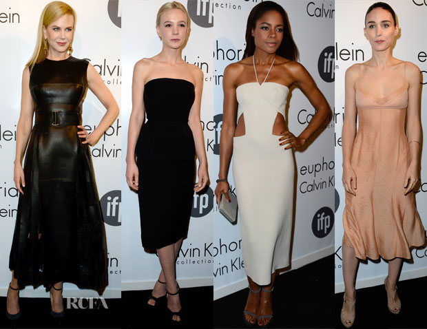 IFP, Calvin Klein Collection & Euphoria Calvin Klein Celebrate Women In Film