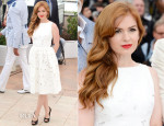 Isla Fisher In Dolce & Gabbana - 'The Great Gatsby' Cannes Film Festival Photocall