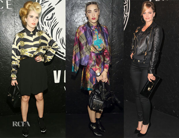 JW Anderson for Versus by Versace Collection Launch Party 2