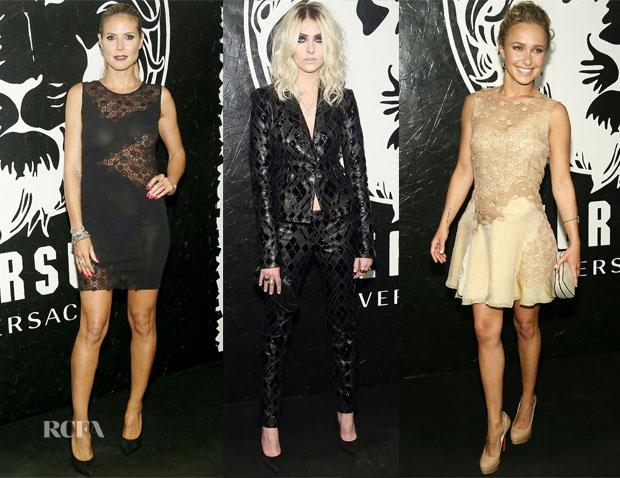 JW Anderson for Versus by Versace Collection Launch Party