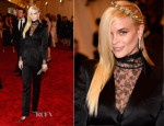 Jaime King in Topshop - 2013 Met Gala