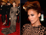 Jennifer Lopez In Michael Kors - 2013 Met Gala