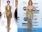 Jennifer Lopez In Zuhair Murad Couture - 2013 Billboard Music Awards