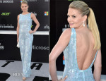 Jennifer Morrison In Editions by Georges Chakra - 'Star Trek Into Darkness' LA Premiere