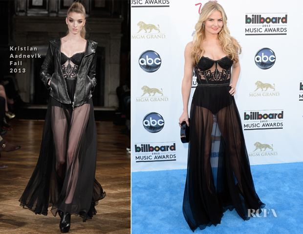 Jennifer Morrison In Kristian Aadnevik - 2013 Billboard Music Awards