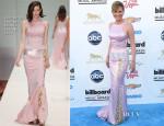 Jennifer Nettles In Edition by Georges Chakra - 2013 Billboard Music Awards
