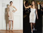 Jessica Alba In Zuhair Murad  - Social Star Awards 2013