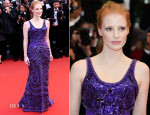 Jessica Chastain In Givenchy Couture - 'All Is Lost' Cannes Film Festival Premiere