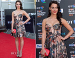 Jessica Lowndes In Zimmerman - 2013 BT Sport Industry Awards