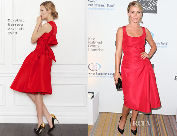 Julianne Hough In Carolina Herrera - An Unforgettable Evening benefiting EIF's Women's Cancer Research Fund