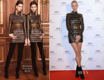 Karolina Kurkova In Balmain - 'For The Love Of Cinema' Event