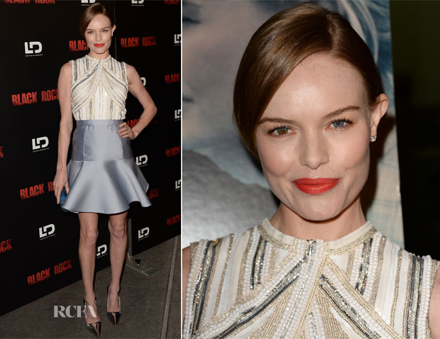 Kate Bosworth In Miu Miu - 'Black Rock' LA Screening