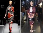 Katy Perry In Prada - Catherine Martin and Miuccia Prada 'The Great Gatsby' Dresses Opening Exhibit