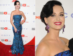Katy Perry In Vera Wang - 2013 Delete Blood Cancer Gala