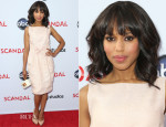 Kerry Washington In Giambattista Valli  - Academy of Television Arts & Sciences' Presents an Evening with 'Scandal'