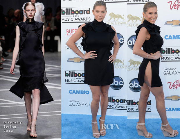 Kesha In Givenchy S13 - 2013 Billboard Music Awards