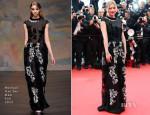 Kirsten Dunst In Michael van der Ham  - 'Inside Llewyn Davis' Cannes Film Festival Premiere