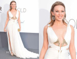 Kylie Minogue In Roberto Cavalli - amfAR Cinema Against AIDS Gala