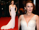 Kylie Minogue In Roberto Cavalli - 'Les Salauds' Cannes Film Festival Premiere