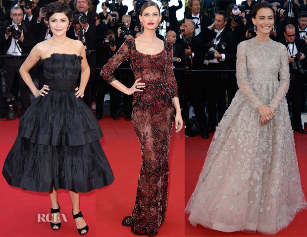 'La Venus a la Fourrure' Cannes Film Festival Premiere Round Up