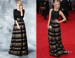 Laura Whitmore In Marina Qureshi and Sophia Kah - British Academy Television Awards 2013