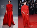 Li Yuchun In Gareth Pugh - 'Cleopatra' Cannes Film Festival Premiere