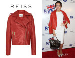 Louise Roe's Reiss 'Maya' Jacket