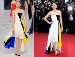 Marion Cotillard In Christian Dior -  'Blood Ties' Cannes Film Festival Premiere