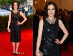 Michelle Dockery In Burberry – 2013 Met Gala