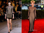 Miley Cyrus In Marc Jacobs – 2013 Met Gala