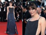 Milla Jovovich In Prada -  'Cleopatra' Cannes Film Festival Premiere