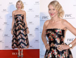 Naomi Watts In Dolce & Gabbana - 'For The Love Of Cinema' Event