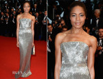 Naomie Harris In Calvin Klein - 'The Great Gatsby' Premiere & Cannes Film Festival Opening Ceremony