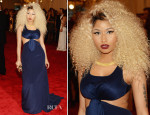 Nicki Minaj In Tommy Hilfiger - 2013 Met Gala