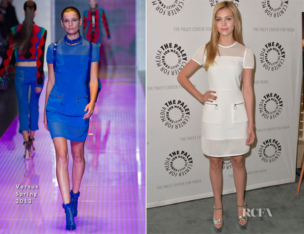 Nicola Peltz In Versus -  'Bates Motel Reimagining A Cinema Icon' The Paley Center for Media Presentation