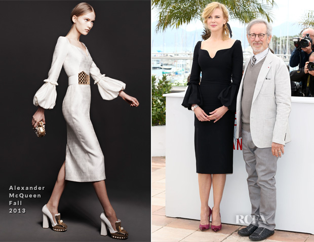 Nicole Kidman In Alexander McQueen - Cannes Film Festival Jury Photocall