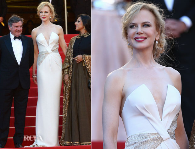 Nicole Kidman In Giorgio Armani - 'Zulu' Cannes Film Festival Premiere and Closing Ceremony