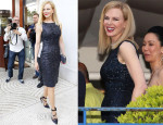 Nicole Kidman In Christian Dior - Cannes Film Festival Jury Dinner