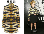 Paloma Faith's Versus Printed Shirt
