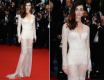 Paz Vega In Roberto Cavalli - 'The Great Gatsby' Premiere & Cannes Film Festival Opening Ceremony