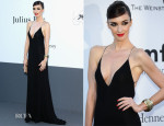 Paz Vega In Vionnet - amfAR Cinema Against AIDS Gala