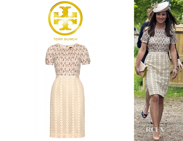 Pippa Middleton Tory Burch